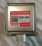 Microwave Magnetron For Panasoinc 2m261 M39 Invertor Microwave