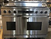 Dacor Ersd48 48 Dual Fuel Range With Convection