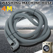 13 1ft Washer Washing Machine Dishwasher Drain Hose Outlet Pipe Extension 22mm
