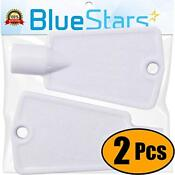 Ultra Durable 297147700 Freezer Door Key Replacement Part By Blue Stars Exact