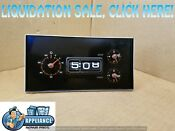 5087201 Ge Range Oven Timer Clock Control 50872 01 3ast51a178a1f