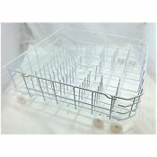 Srt Appliance Parts Wd28x10335 Dishwasher Lower Rack Replaces Ge Hotpoint