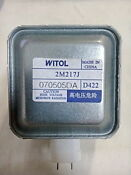Witol 2m217j Magnetron For Panasonic Ge Magic Chef And Other Brands