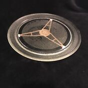 Microwave Oven Glass Turntable Carousel Plate Tray Roller 12 5 8 Part L08