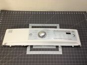 Kenmore Dryer Control Panel Assembly P Ebr62709002 Agl72942201