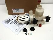 New Whirlpool Duet Washer Drain Pump 280187 Oem