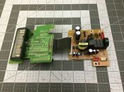 Ge Built In Oven Microwave Control Board P Wb27t11249