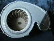 Maytag Atlantis Electric Dryer Blower Housing 33001789 Wheel 33001790 Cover