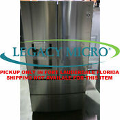 Lg Lmxs28626s 27 8cf French Door Refrigerator Stainless Steel