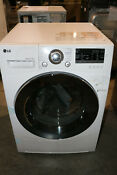 Lg Dlec888w 24 Compact Dryer White 4 2cf Ventless Front Load