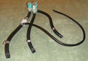 Genuine Samsung Washer Inlet Water Valve With Hoses Part Dc62 00142g 33690148