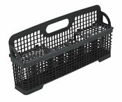 Ap6016614 Silverware Basket Compatible With Whirlpool Kitchenaid Dishwasher
