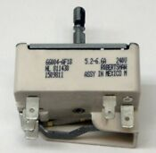 For Maytag Range Surface Element Control Switch Od7667006wp170