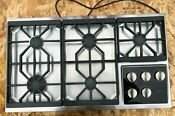 36 Wolf Cooktop Ct36g S