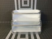 Lg Refrigerator Fresh Food Door Bin Set P Aap73252202 Aap73252210 Aap73252209