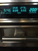 Wolf L Series Do30us Double Electric Wall Oven Stainless Steel