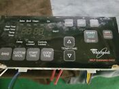 Whirlpool Oven Electronic Control Board Part Number 9760300