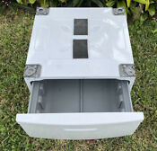 Samsung 27 Laundry Storage Pedestal For Washer Dryer
