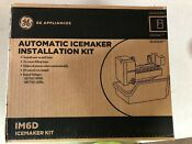 Ge Automatic Ice Maker Refrigerator Freezer Icemaker Kit Im6d New In Box