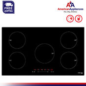 Gasland Chef Ih90bf Built In Induction Cooker 36 Electric Stove With 5 Burners