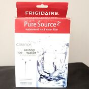 Frigidaire Pure Source 2 Replacement Ice Water Filter Fc100 Wf2cb