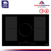 Gasland Chef Ih77bfh 30 Built In Electric Induction Cooktop 2 Burner 240v