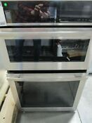 Jennair 27 Speed Cook Micro Wall Oven Combo Jmw2427ds