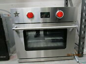 30 Blue Star Stainless Steel Single Wall Oven W Convection Bsewo30ecdd