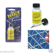 Performix Rerack White Vinyl Dishwasher Rack Repair 1oz New