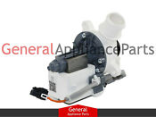 Washer Drain Pump Replaces Ge General Electric 290d1201g002 24052019