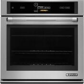 Jenn Air 30 V2 Pro Style Series Ss Single Wall Oven Jjw3430dp
