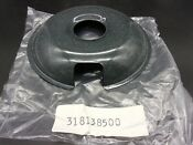 New Frigidaire Range Large Burner Pan Part 318138500
