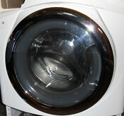 Whirlpool Duet Wfw9250ww01 Front Loader Washer White Door Wpw10209537 W10209537