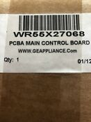 Ge Wr55x27068 Main Control Board For Refrigerator