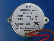 New 50 Tyz G Frigidaire Ice Maker Drive Motor For Electro Mech Icemakers