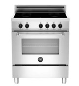 Bertazzoni 30 Master Series Induction Range Mas304ins Xt