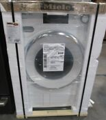 Miele 24 Front Loading Washer Wwh860wcs