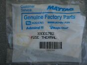 33001762 Nos Thermal Fuse Whirlpool Maytag Neptune Dryer Oem Part