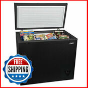 Arctic King 7 Cu Ft Chest Freezer Black Fast Shipping Cheapest Price