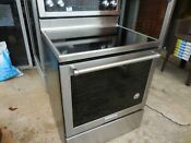 Kitchenaid 30 Stainless Steel Kfeg500ess Convection Electric Range