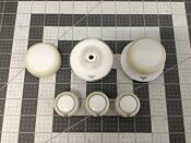 Kenmore Whirlpool Washer Dryer Combo Knobs Set P 3957825 3957796 3957750