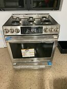 Ge Cafe Oven Stove