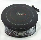 Nuwave Precision 2 Induction Cooking System Stove Cook Top Model 30151 Ar