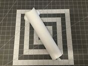 Whirlpool Refrigerator Water Filter Cover P 12568001