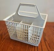 Ge Dishwasher Silverware Utensil Cutlery Basket Part Wd28x265