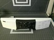 Kenmore Dryer Control Panel W User Interface Board P 280086 8558758 8559430