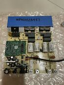 Kitchenaid Whirlpool Induction Cooktop Stove Control Board Wpw10328487 W10328487