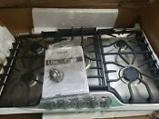 Frigidaire Gallery Stainless Steel 36 5 Burner Gas Cooktop Fggc3645qs New