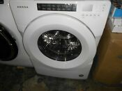 Amana 4 3 Cu Ft High Efficiency Stackable Front Load Washer