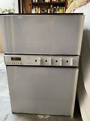 Gaggenau Eb868 620 24 Electric Double Wall Oven Used Working When Removed